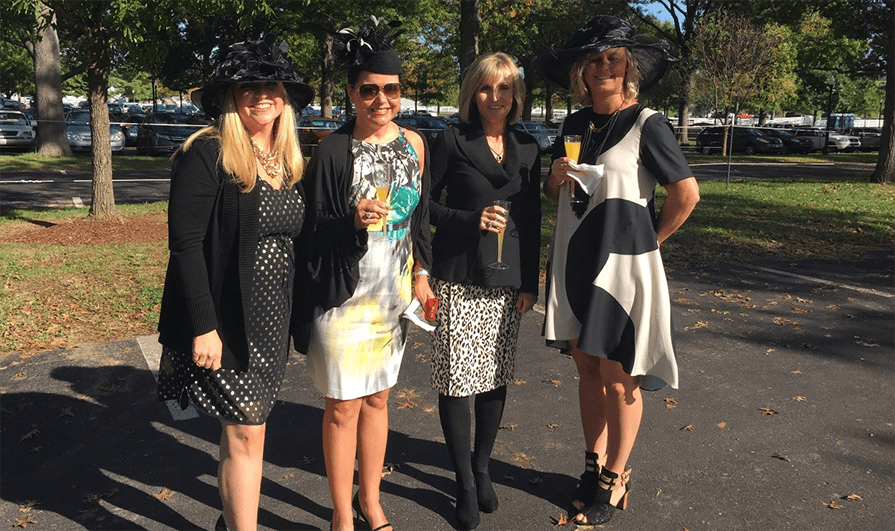 Ladies Ready for Races